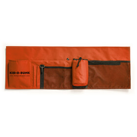 Disc-O-Bed Side Pockets for Kid-O-Bed/Kid-O-Bunk, rood